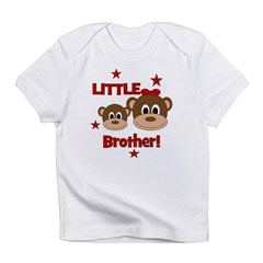 I'm The Little Brother - Monk Infant T-Shirt