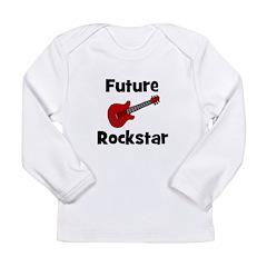 Future Rockstar Long Sleeve Infant T-Shirt