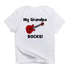 My Grandpa Rocks! (guitar) Infant T-Shirt
