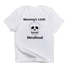 Mommy's Little Metalhead. Infant T-Shirt