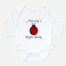 Mommy's Little Lady - Ladybug Long Sleeve Infant B