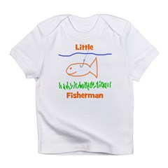 Little Fisherman Infant T-Shirt
