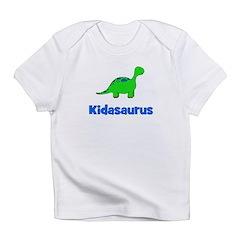 Kidasaurus dinosaur Infant T-Shirt