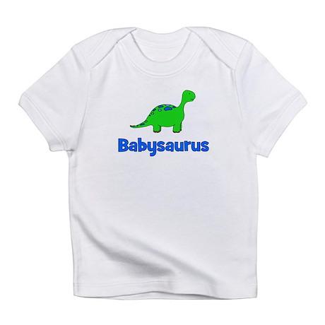 Babysaurus dinosaur Infant T-Shirt