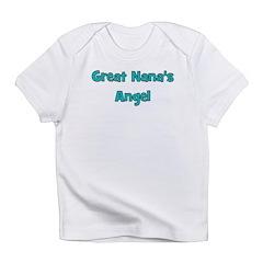 Great Nana's Angel. Infant T-Shirt
