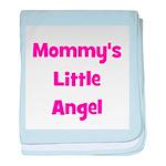 Mommy's Little Angel baby blanket