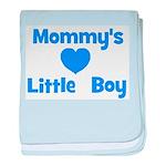 Mommy's Little Boy baby blanket