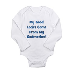 Good Looks From Godmother - B Long Sleeve Infant B