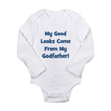 Good Looks From Godfather - B Long Sleeve Infant B