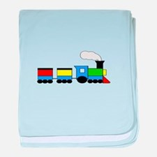 TRAIN Email to Personalize baby blanket