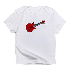 Guitar (Musical Instrument) D Infant T-Shirt
