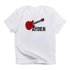 Guitar - Ayden Infant T-Shirt
