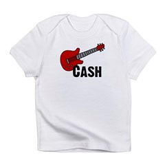 Guitar - Cash Infant T-Shirt