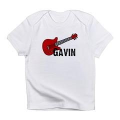 Guitar - Gavin Infant T-Shirt
