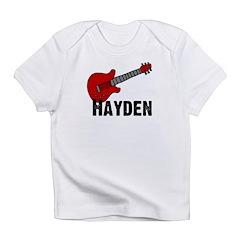 Guitar - Hayden Infant T-Shirt