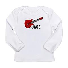 Guitar - Jace Long Sleeve Infant T-Shirt