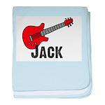 Guitar - Jack baby blanket