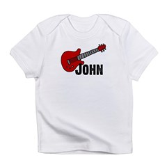 Guitar - John Infant T-Shirt