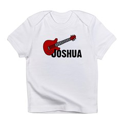 Guitar - Joshua Infant T-Shirt