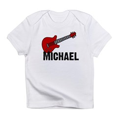 Guitar - Michael Infant T-Shirt
