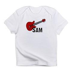 Guitar - Sam Infant T-Shirt