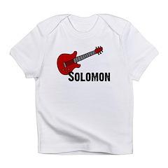 Guitar - Solomon Infant T-Shirt
