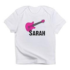 Guitar - Sarah Infant T-Shirt