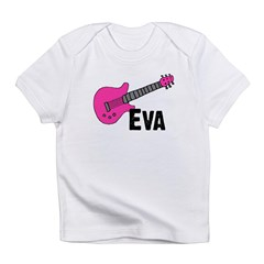 Guitar - Eva Infant T-Shirt