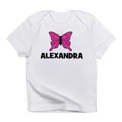 Butterfly - Alexandra Infant T-Shirt