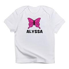 Butterfly - Alyssa Infant T-Shirt