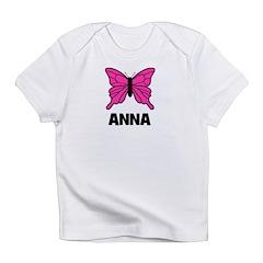 Butterfly - Anna Infant T-Shirt