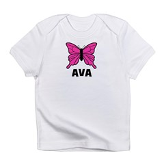 Butterfly - Ava Infant T-Shirt