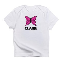 Butterfly - Claire Infant T-Shirt