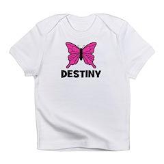 Butterfly - Destiny Infant T-Shirt