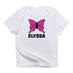 Elyssa - Butterfly Infant T-Shirt