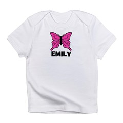 Butterfly - Emily Infant T-Shirt