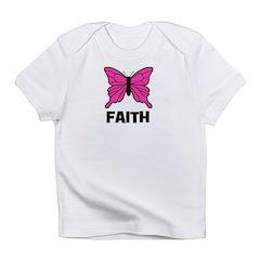 Butterfly - Faith Infant T-Shirt