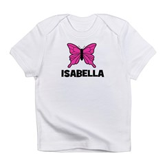 Butterfly - Isabella Infant T-Shirt
