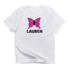 Butterfly - Lauren Infant T-Shirt