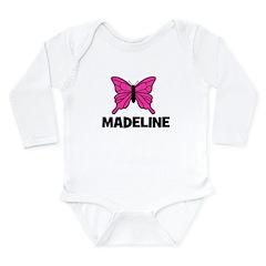 Butterfly - Madeline Long Sleeve Infant Bodysuit