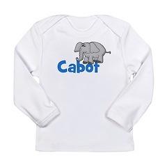 Elephant - Cabot Long Sleeve Infant T-Shirt