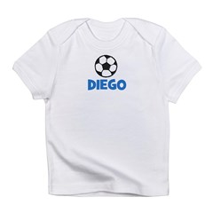 Soccer - Diego Infant T-Shirt