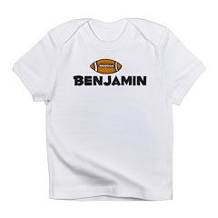Benjamin - Football Infant T-Shirt