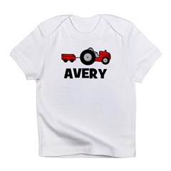 Tractor Avery Infant T-Shirt