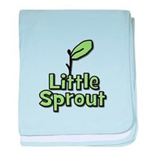 Little Sprout baby blanket