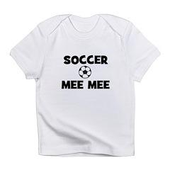 Soccer MeeMee Infant T-Shirt