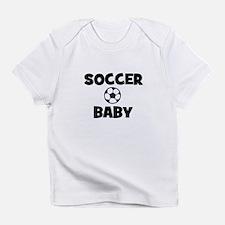 Soccer Baby Infant T-Shirt