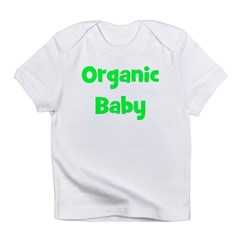 Organic Baby - Multiple Color Infant T-Shirt