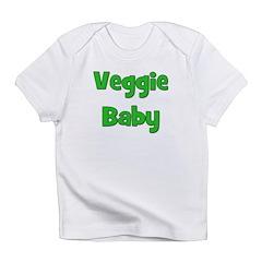 Veggie Baby Green Infant T-Shirt