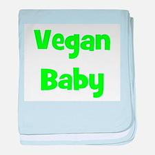 Vegan Baby - Multiple Colors baby blanket